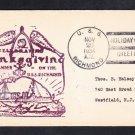 Cruiser USS RICHMOND CL-9 Abraham Lincoln's Birthday 1935 Naval Cover