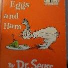 Dr. Seuss Green eggs and ham