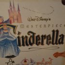 Cinderella Deluxe Video VHS Set