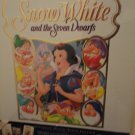 Snow White Deluxe Video VHS Set