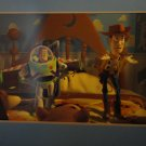 Toy Story Lithograph