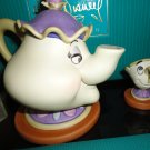 WDCC Mrs. Potts and Chip Good Night Luv