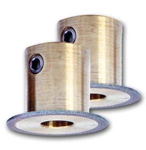"Aanraku® 1"" TWOFERS 2 bit set - Jewelry bits, 220  regular grit"