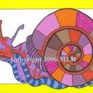 Spiro Snail (aceo print)