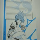 Japanese Shaman King Doujin Fanart Letter Paper Writing Paper x1 pages H006