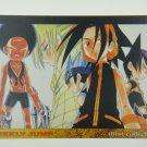 Japanese WEEKLY JUMP Shaman King Takei Hiroyuki Illust Collection Card J002