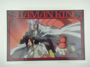 Japanese Shaman King Takei Hiroyuki Collection Card J006