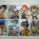 Japanese Shaman King Card x24 pages