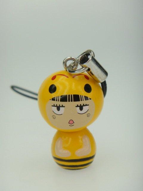 Kimi ni Todoke Kuronuma Sawako Bee Figure Phone Charm Strap