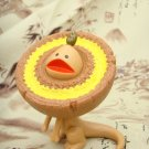 Japanese Mister Donut Shop Lizard Figure