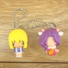 Prince of Tennis Figure & Code Geass Lelouch of the Rebellion Phone Charm Strap  Keychain