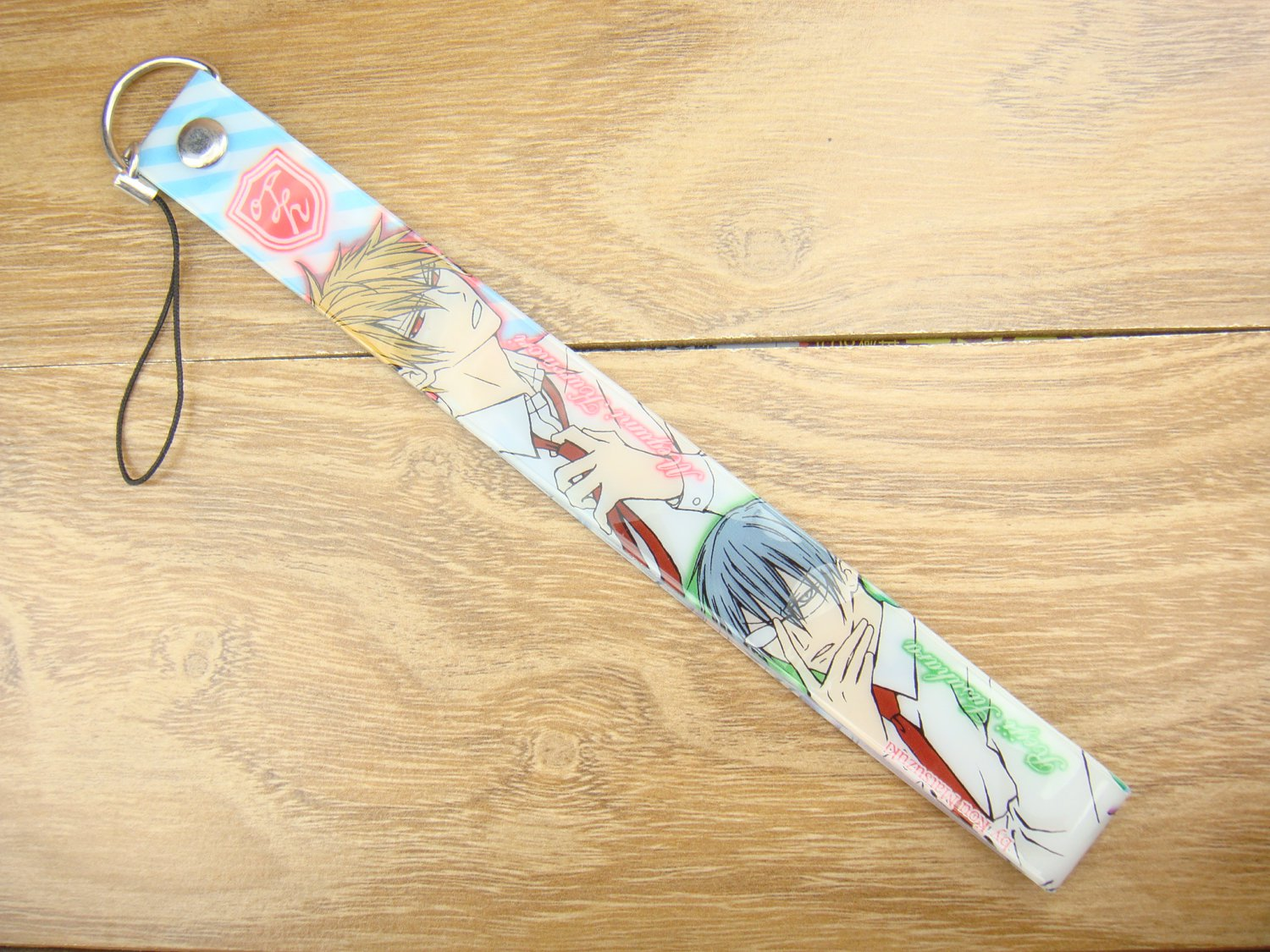Japanese Anime Prince Witch And The Princess Figure Phone Charm Strap