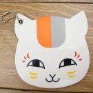 Natsume Yujin Cho Chou Yuki Midorikawa Makeup Mirror Figure Phone Charm Strap Keychain