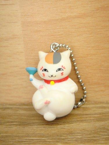 Natsume Yujin Cho Chou Yuki Midorikawa Wine Glass Figure Phone Charm Strap