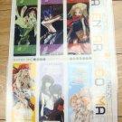 Japanese Anime Jump Shaman King Zero Shaman King Flowers 2014 Calendar