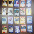 Japanese TOMY Shaman King Card Game Card x20 pages O001