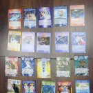 Japanese TOMY Shaman King Card Game Card x20 pages O005