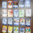 Japanese TOMY Shaman King Card Game Card x20 pages O010