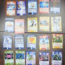 Japanese TOMY Shaman King Card Game Card x20 pages O013