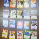 Japanese TOMY Shaman King Card Game Card x20 pages O018