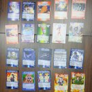 Japanese TOMY Shaman King Card Game Card x20 pages O021