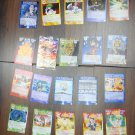 Japanese TOMY Shaman King Card Game Card x20 pages O022