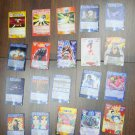 Japanese TOMY Shaman King Card Game Card x20 pages O028