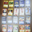 Japanese TOMY Shaman King Card Game Card x20 pages O035