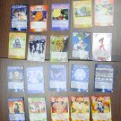 Japanese TOMY Shaman King Card Game Card x20 pages O036