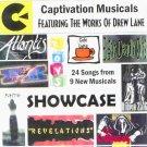 Captivation Musicals Showcase 2002 CD