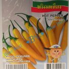 Thai Yellow Hot Pepper -  Hot Chili Vegetable Seeds