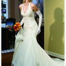 Wedding Dress Halter 7960