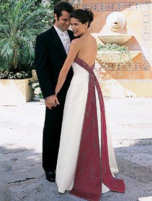 Wedding Dress 1233