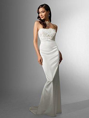 Informal Wedding Dress Niki 16542