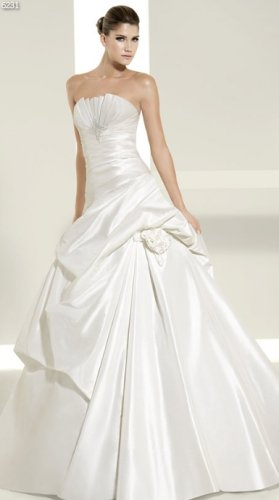 Wedding Dress Pronovias White One 6231