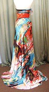 Prom dress multi