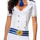 Captivating Captain Costume
