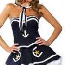Little Marine Girl Costume