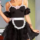 Maid from France Costume