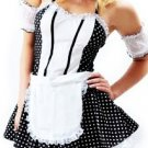 Forever Sweet French Maid Costume