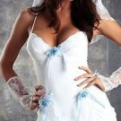 Lovely Bride Dress Costume