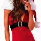 Christmas Fur Dress
