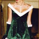 Holiday Velvet Dress