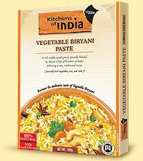 Indian Biryani pastes