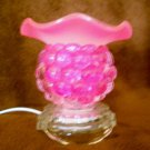 Pink Marbles Electric Oil Warmer