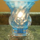 Electric Oil Warmer Blue Bubbles