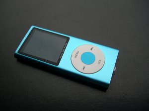 1.8 2nd Generation MP3 MP4 Player  8 GB