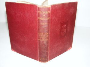 THE WORKS OF SHAKESPEARE VOL.IX EVERSLEY EDITION 1902