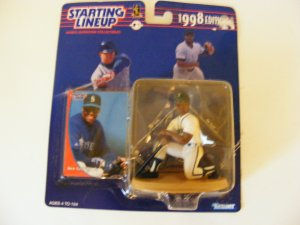 KEN GRIFFEY, JR.- STARTING LINE UP 1998-SPORTS SUPERSTAR COLLECTIBLE