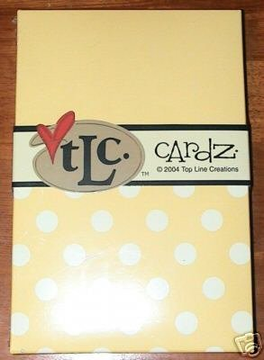 TLC All Occassion Cardz - Card-Making Kit